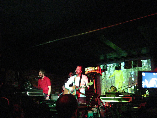Midlake @ Bottom of the Hill