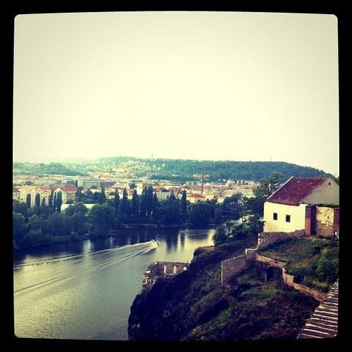 Beautiful #Prague view.