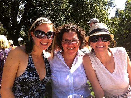 Me, Sarah & Victoria at Arista