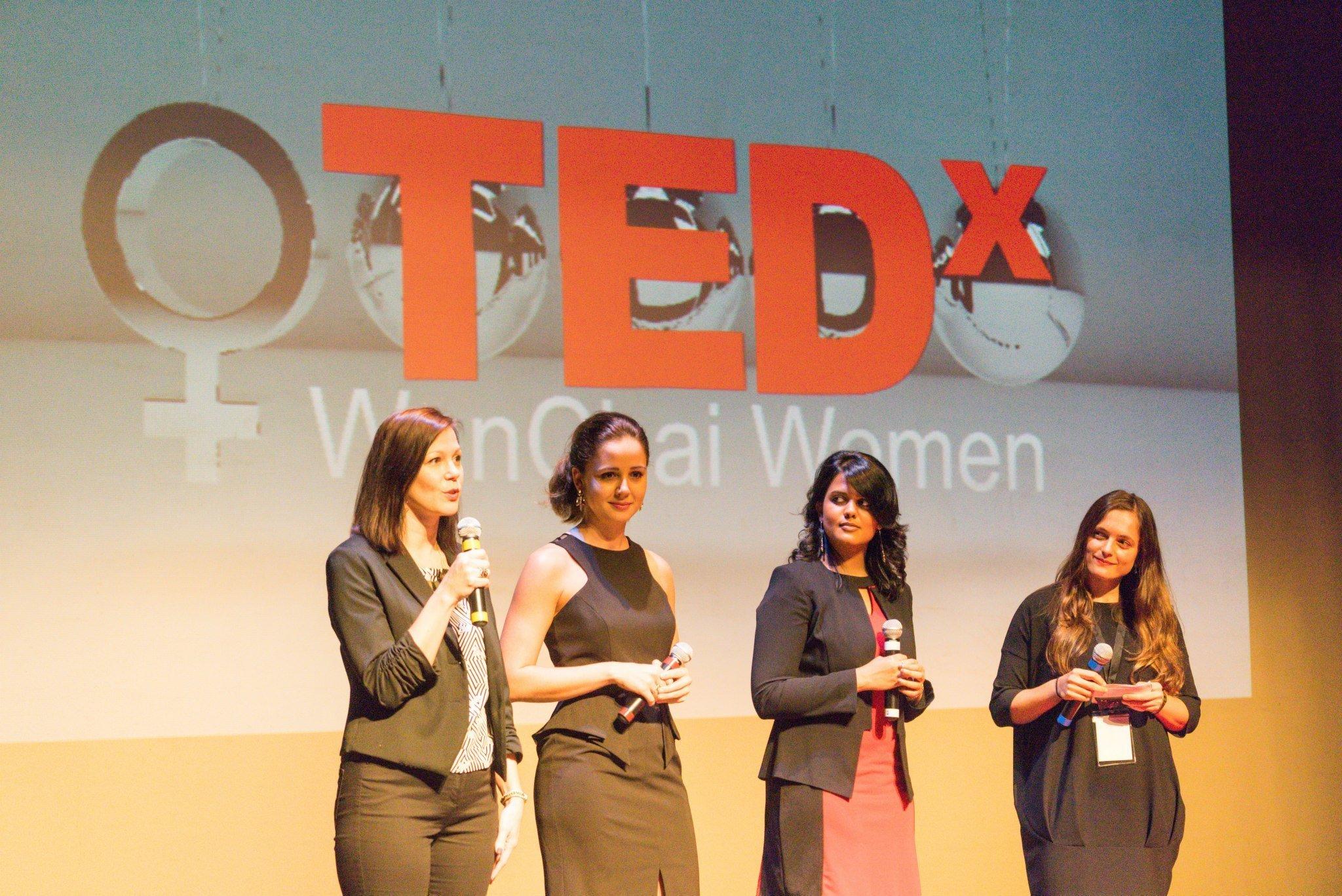 MC Ladies TEDxWanChaiWomen