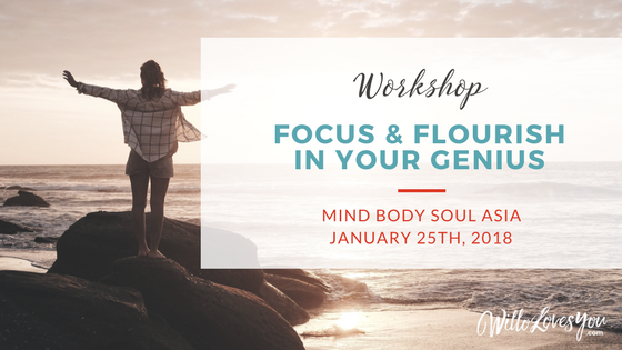Focus & Flourish Workshop